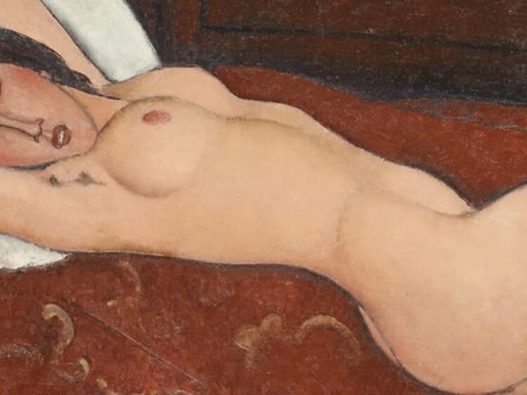 ウィーン市観光局、ヌード絵画をOnlyFansアカウントで公開