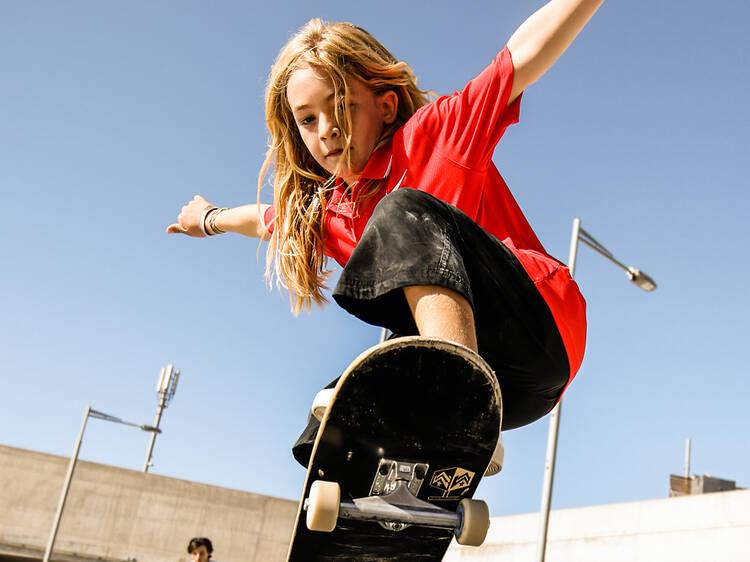 Fer skate familiar al PlayNow