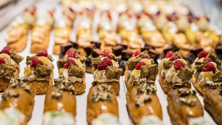 Pastelaria, Pastelaria Francesa, L'éclair, Avenida Duque de Ávila