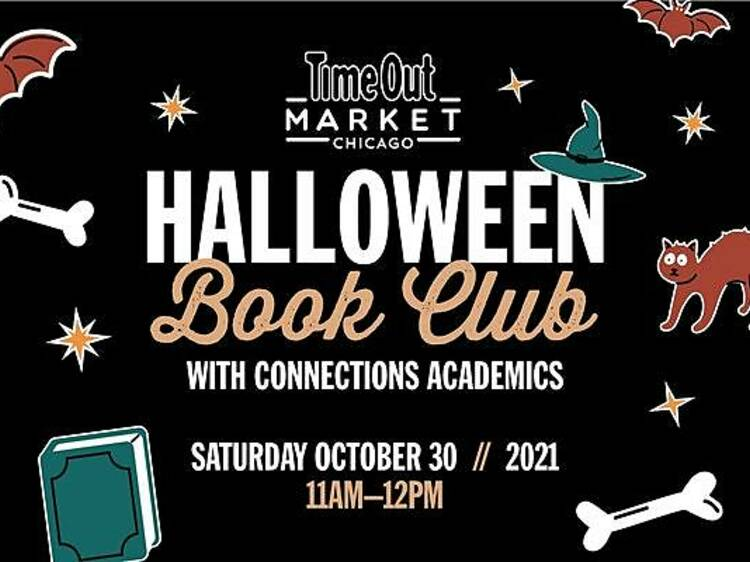 Halloween Book Club With Connections Academics