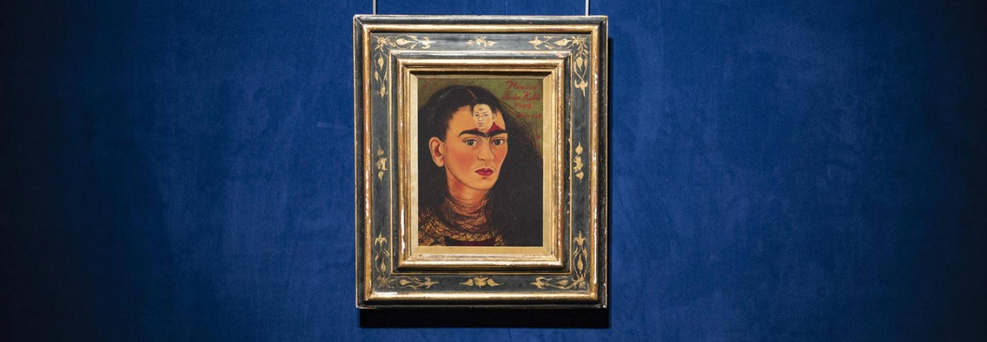 This super-rare Frida Kahlo painting is on display in London, but only for a few days