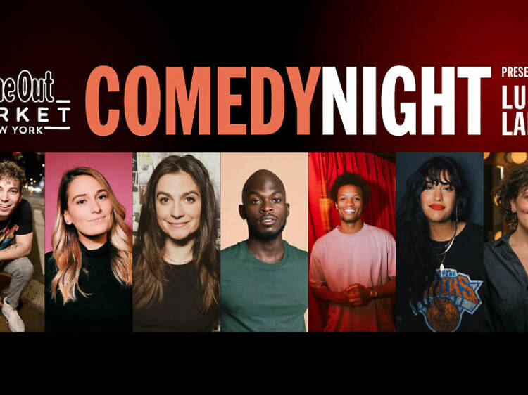 Comedy Night on the Time Out Stage