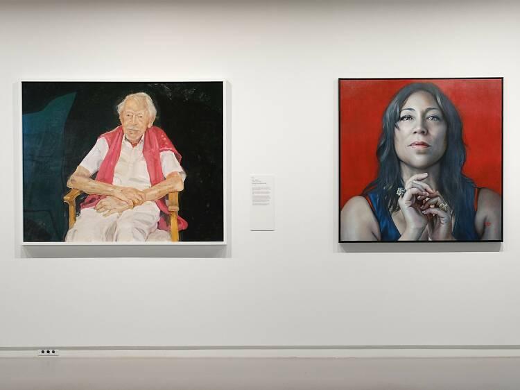 Archibald Prize 2021 at Gippsland Art Gallery