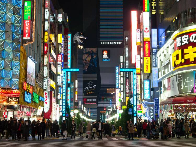 For the first time this year, Tokyo has no restrictions on dining and drinking