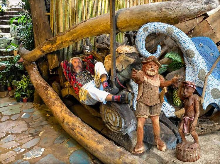 Magallanes, Marilyn, Mickey y fray Dámaso. 500 años de conquistadores RockStars