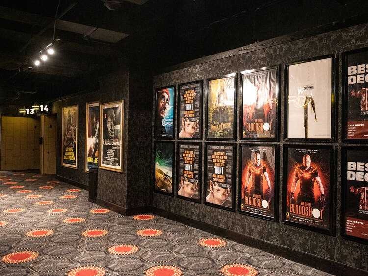 See inside the New Alamo Drafthouse in Lower Manhattan