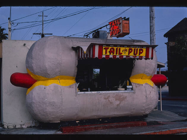 Hot dog-shaped L.A. food icon Tail O' the Pup to be revived in West Hollywood early next year
