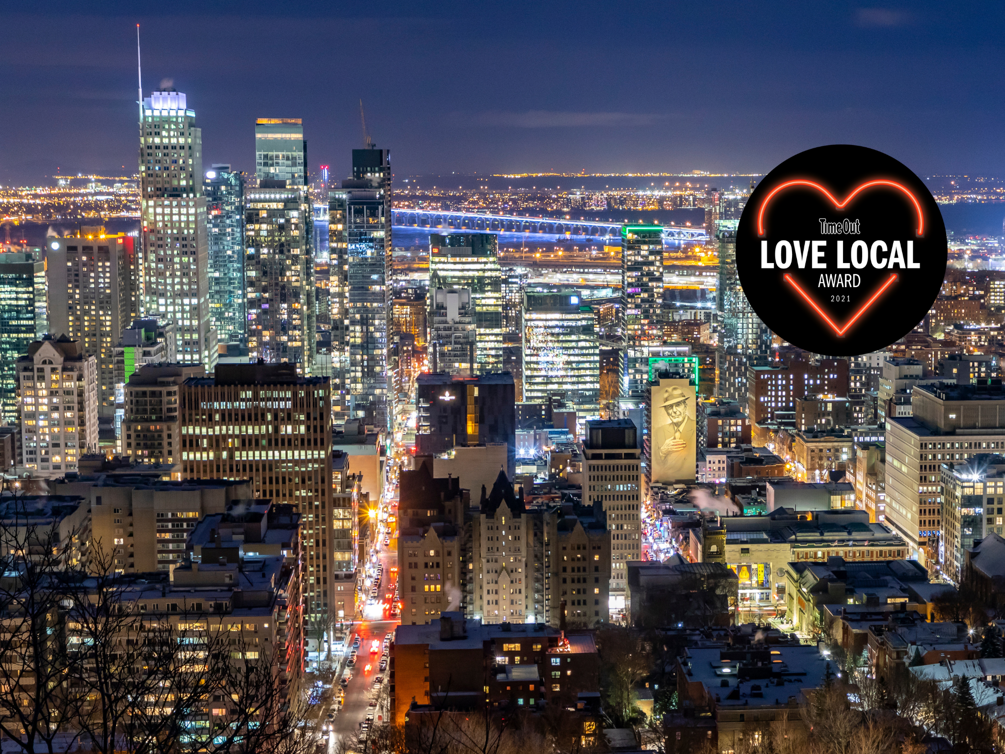 Hey, Montrealers: Vote for what you love in your city with Time Out's annual Love Local Awards