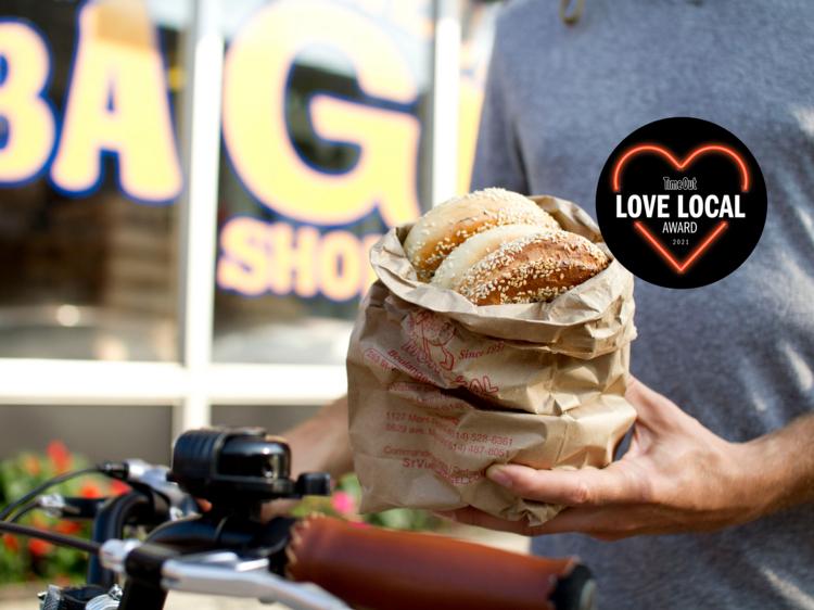 Votez pour ce que vous aimez le plus à Montréal avec les Prix Time Out Love Local