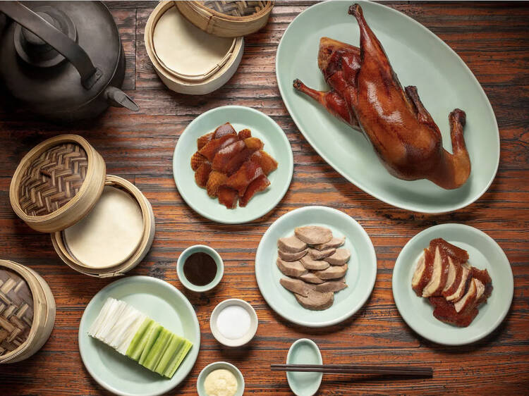 Where to find the best Peking duck in Hong Kong