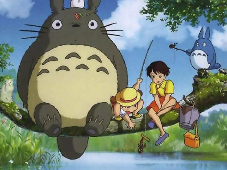 Le pop-up du Studio Ghibli revient pour les fêtes à Paris