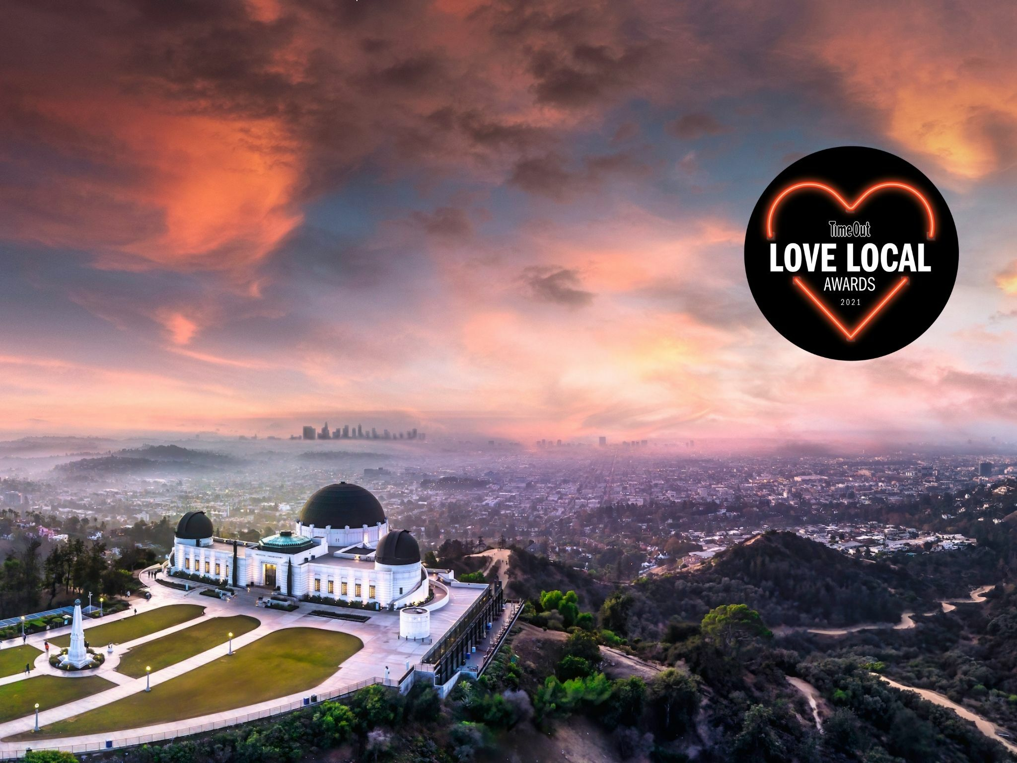 Vote for the Los Angeles places you love in Time Out's annual Love Local Awards