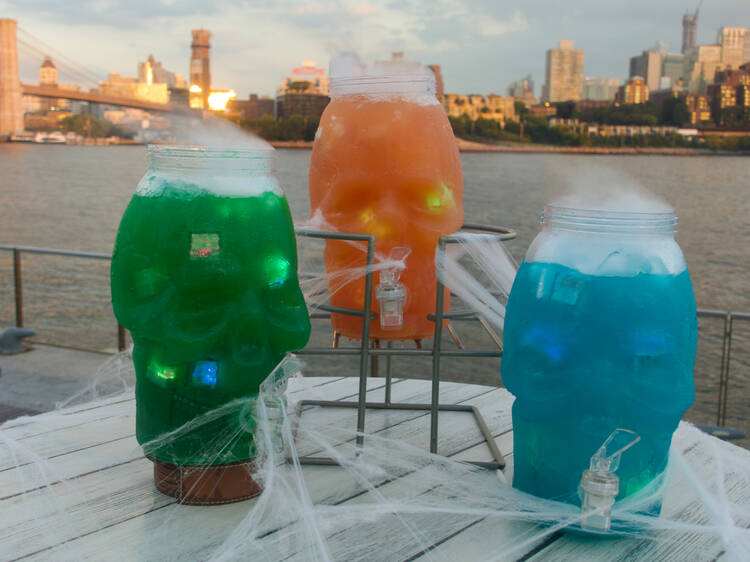Six spooky things to eat and drink in NYC this Halloween weekend