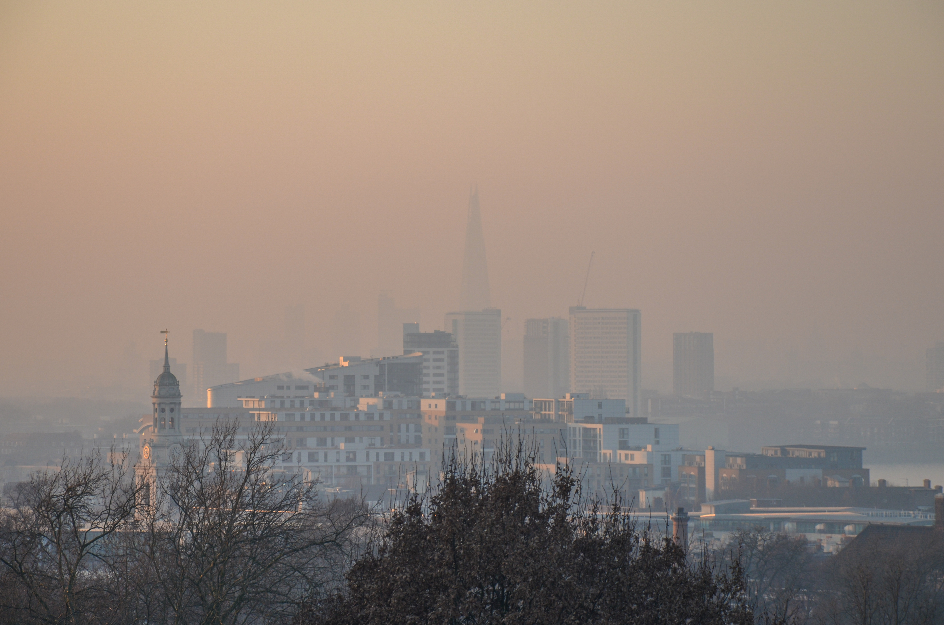 Londoners might be asked to wear pollution monitors