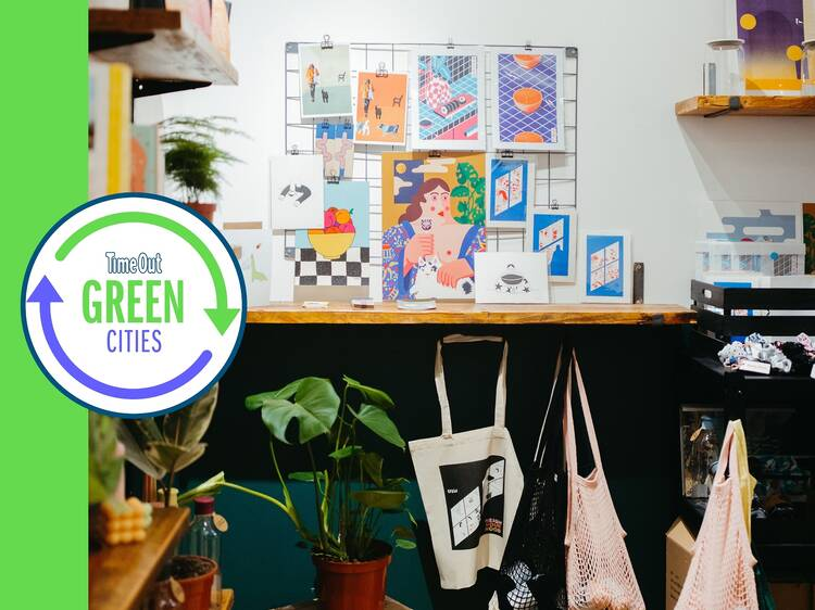 7 eco-friendly businesses and projects we really rate in Glasgow