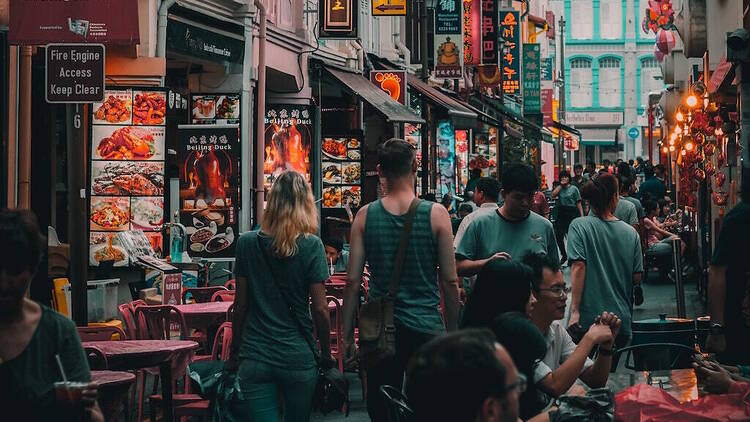 Chinatown Food Street closes after 20 years