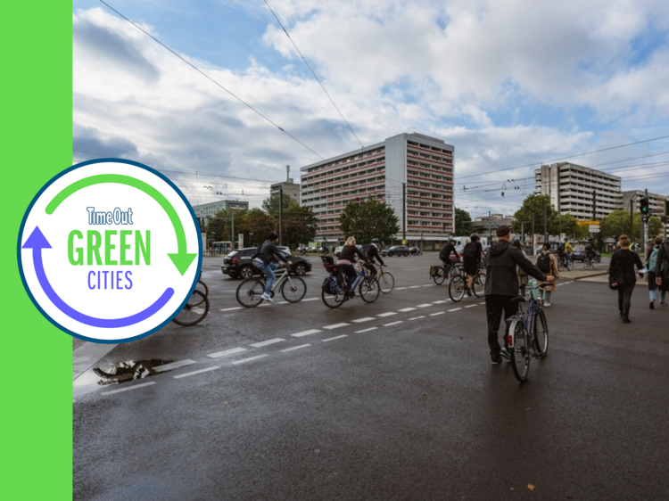 Berlin could create the biggest car-free urban area in the world