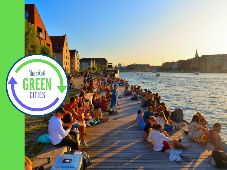 Copenhagen has just been voted the world's most sustainable city