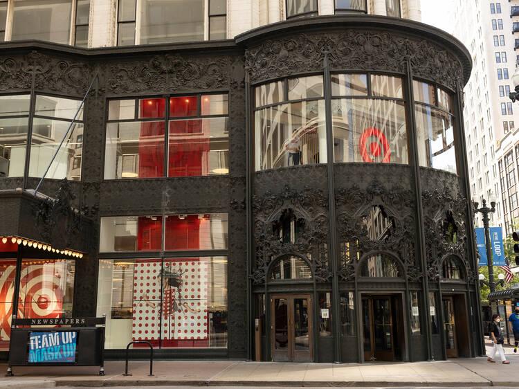 A brief history of Goth Target, TikTok's favorite Chicago building