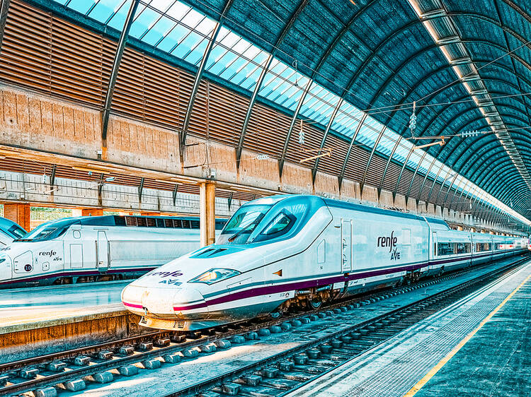 There could soon be a new high-speed rival to the London-Paris Eurostar