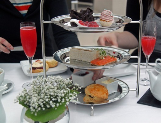 Take afternoon tea in style
