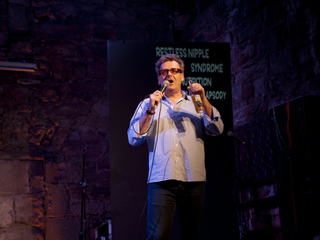 Greg Proops at Set List