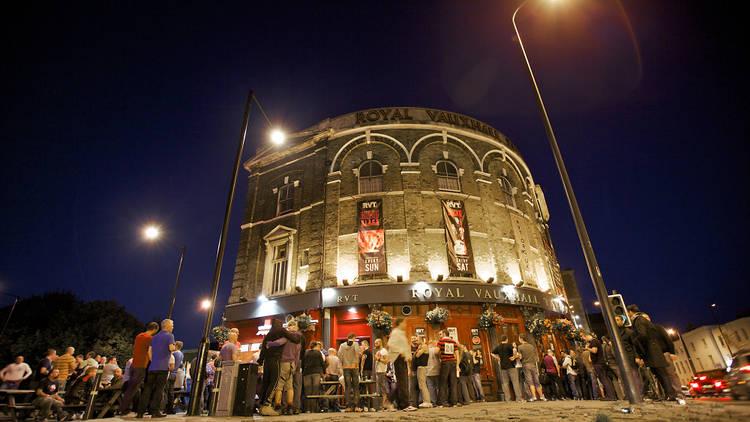 LGBT landmarks in London