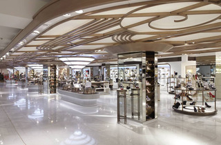 Harrods Shoe Salon
