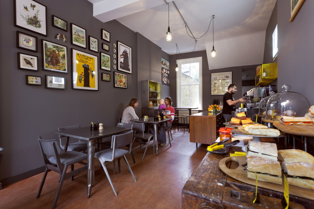Londons Best Cafs And Coffee Shops Where To Eat Time