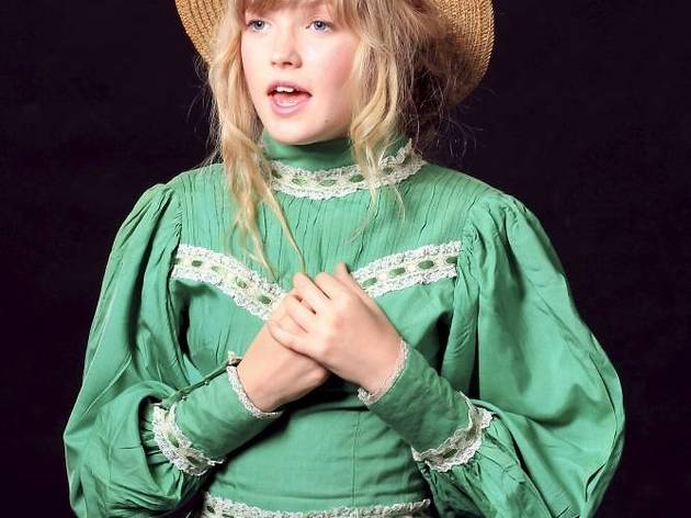 The Players' Theatre Club presents a Victorian Music-Hall Night