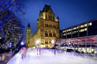 Natural History Museum Ice Rink 2011