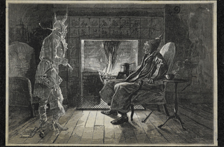 A Christmas Carol And The Conjuror