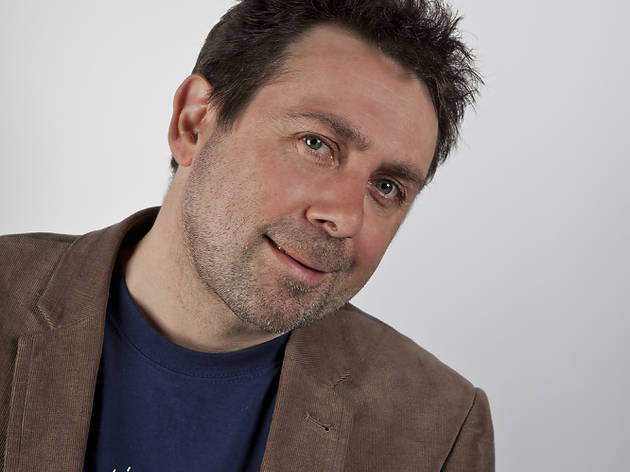 Sean Hughes Stands Up
