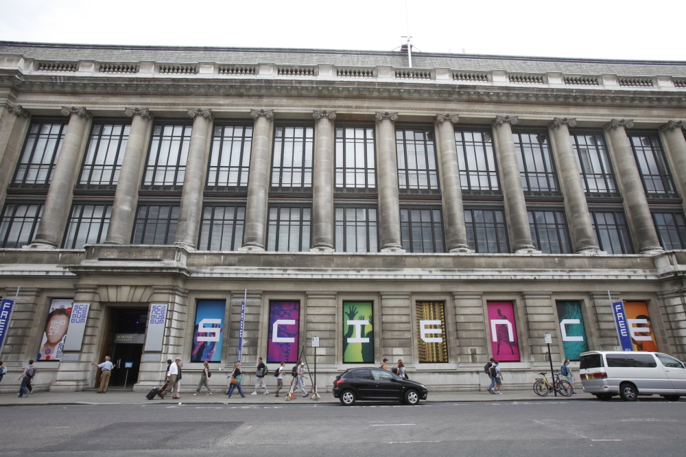 Be part of a human behaviour experiment at the Science Museum this summer