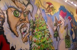 Bad Santa's Grotto