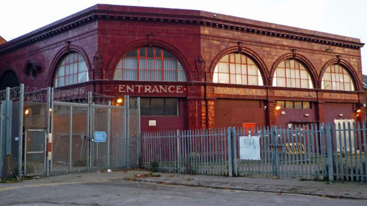 York Road station today (© Abigail Lelliott)