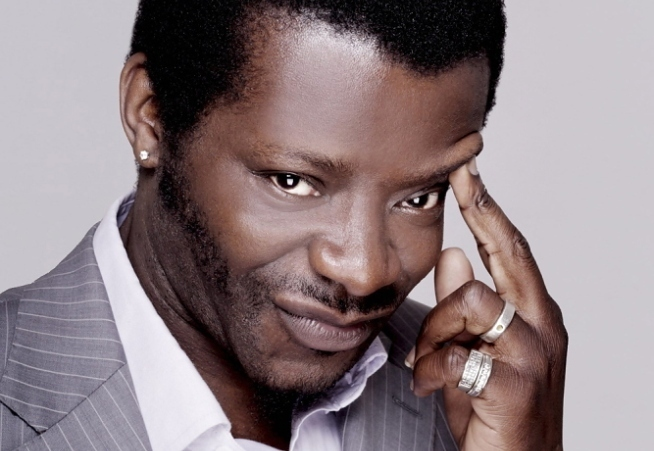 Stephen K Amos – The Laughter Master