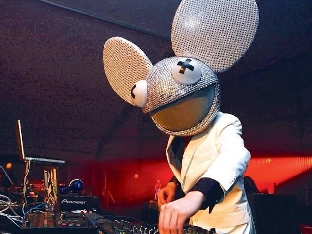 ITUNES FESTIVAL: Deadmau5