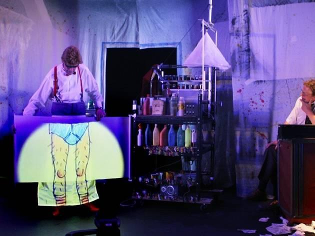 Forkbeard Fantasy: Theatre of Animation