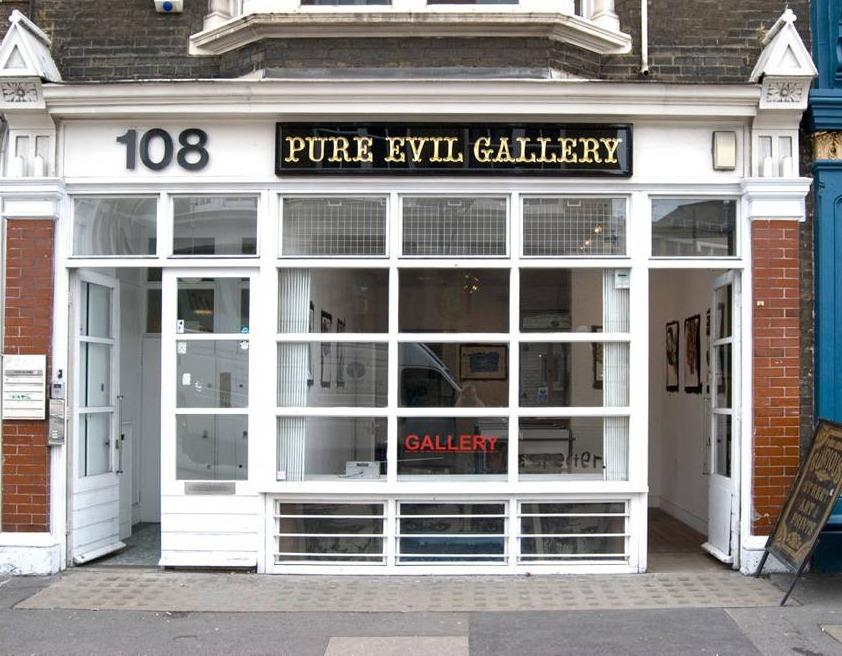 Pure Evil Gallery