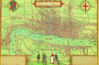 Totally Thames: Mapping London