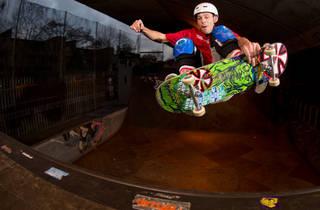 Crossfire Xmas Skateboard Jam