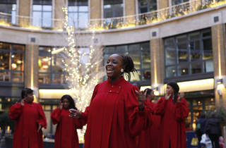 Carols in St Martin's Courtyard
