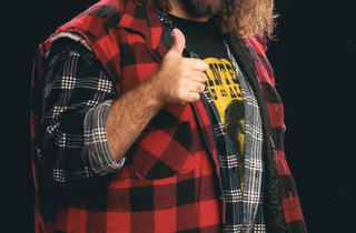 Mick Foley – Tales from the Wrestling Past