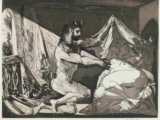 Picasso Prints: The Vollard Suite