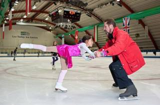 Lee Valley Ice Centre Winter Festival Weekend
