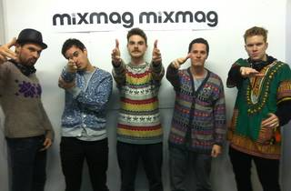 Mixmag Xmas Party