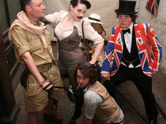 Tinker, Tailor, Dandy, Spy