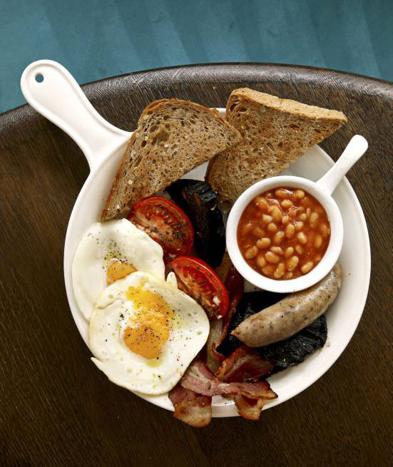 11 tip-top ways to brunch in Edinburgh