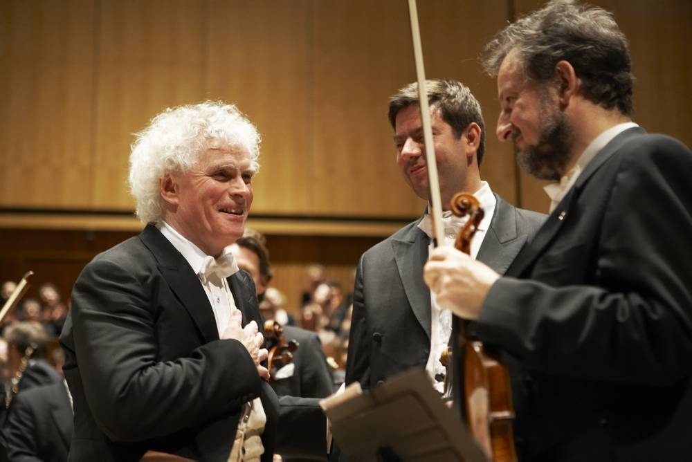 Big-name international orchestras